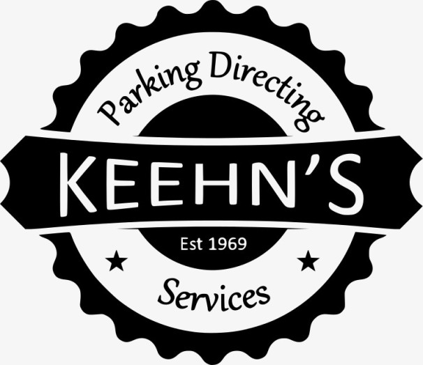Keehn's Parking Directing Services Grey