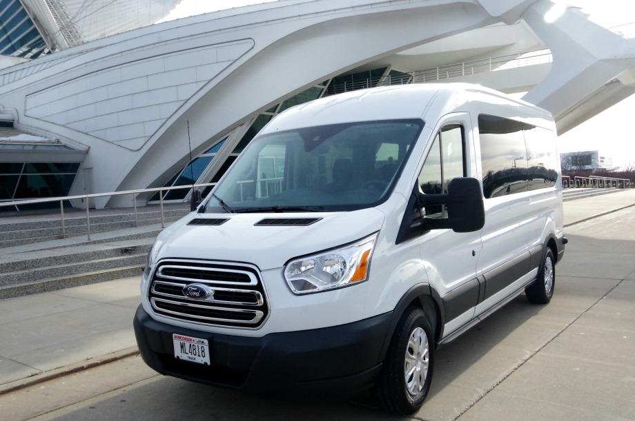 Ford Transit Shuttle Van D